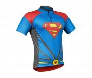 Camisa Infantil Super Man Refactor Manga Curta