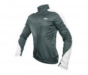 Jaqueta Masculina de Inverno Refactor 4.2 Cinza e Branca