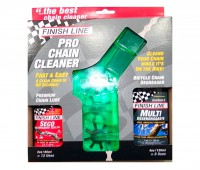 Kit Para Limpar Corrente Chain Cleanner Finish Line