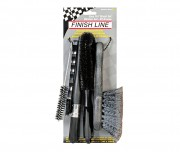 Kit de Escovas Brush Set Finish Line