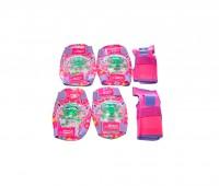 Kit de Proteção Infantil Southern Star Rosa
