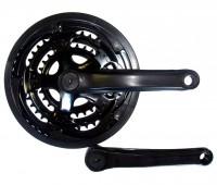Pedivela Coroa Tripla Reduzido WG Sports 170mm 24 / 34 / 42D