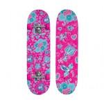 Skate Infantil Sport Fashion Rosa