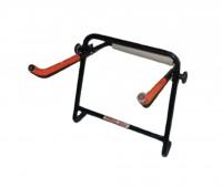 Suporte para 2 bicicletas Porta Bike Metal Lini Tipo Manopla